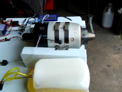 Behotec J66 Micro Turbine (micro jet)