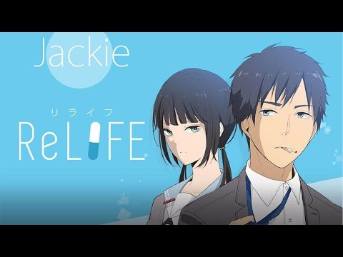 ReLIFE OP [Button] (Jackie-O Russian Full-Version)