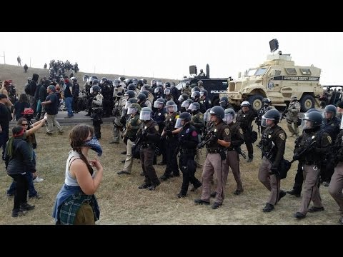 Sheriffs Refuse To Reinforce Cops At Standing Rock