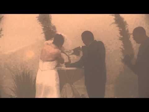 חתונה באמצע סופת חול