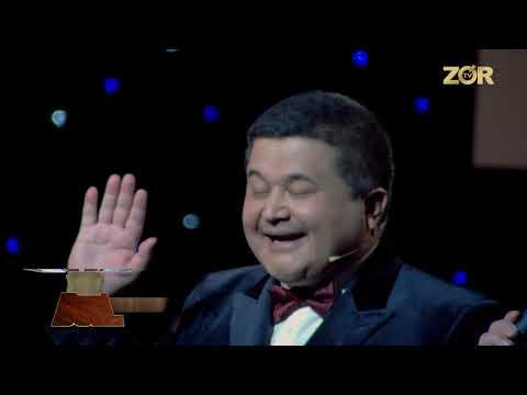 Duel  ZO'R TV 5soni G'anisher Abdullayev va Tohir Mahkamov