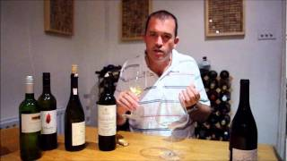 Tasting two fabulous Greek Wines