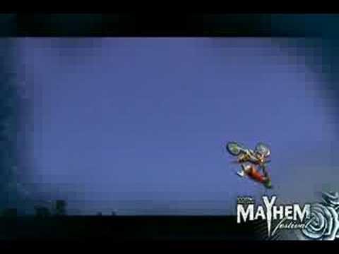 Rockstar Metal Mulisha Jump Show at Mayhem