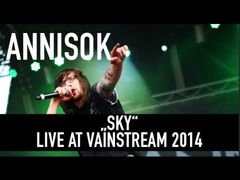 Annisokay | Sky | Official Livevideo | Vainstream 2014