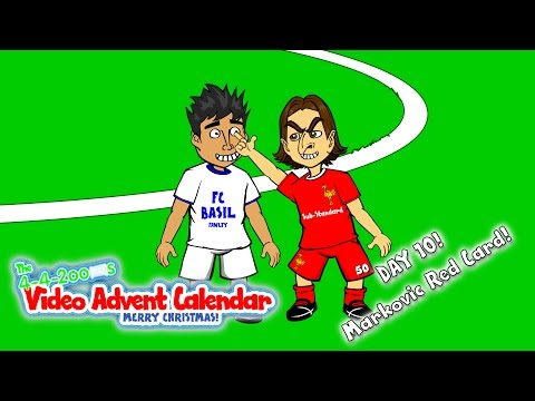 MARKOVIC RED CARD🏆Liverpool vs FC Basel 1-1🏆 CHAMPIONS LEAGUE 🎄DAY 10🎄(goals, highlights)