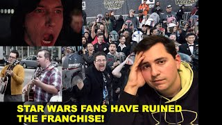 Star Wars Fans Have Ruined the Franchise for Me