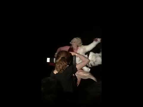 Dirty Martini's Dirty Bird!  Dirty Martini at The Fort Lauderdale Burlesque Festival September, 2015