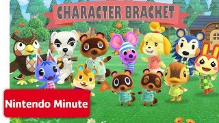 Animal Crossing: New Horizons Character Bracket