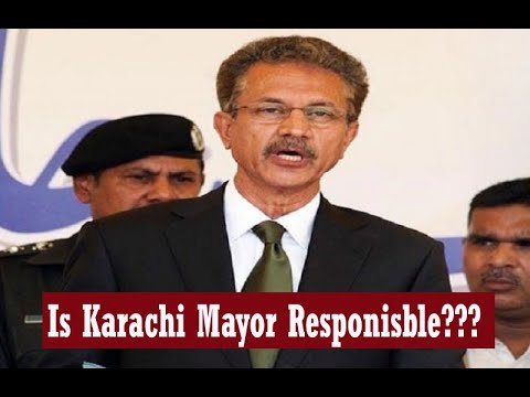 Is Mayor Karachi Responsible? | PYSF/PYSWO