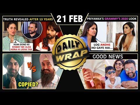 Katrina SUPPORTS Priyanka, Kareena On EX Shahid, Salman COPIES Aamir   Top 10 News