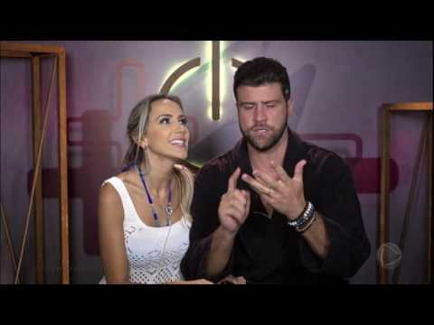Após Vencerem Prova, Marcelo E Júlia Trocam Quarto Perrengue Por Suíte Power | Power Couple