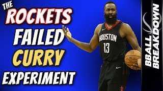 The Rockets FAILED Curry Experiment