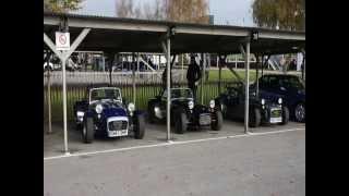 Caterham CK-01 Kart 2013 Videos