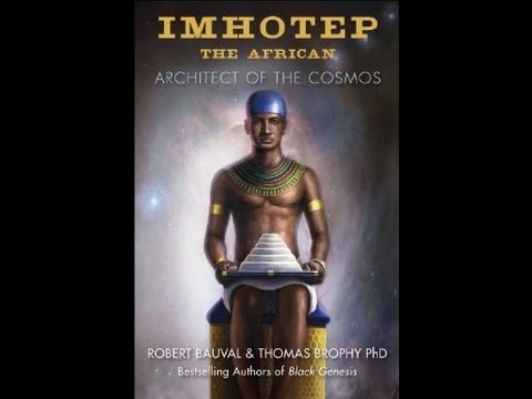 Imhotep the African: Architect of the Cosmos: Robert Bauval on Occult Science Radio
