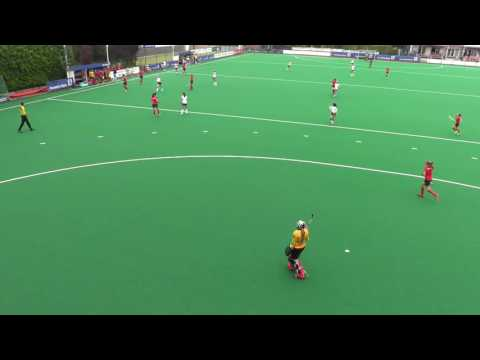 Belgium Germany Field Hockey Recruit Video OverBoarder - Juliette Duquesne