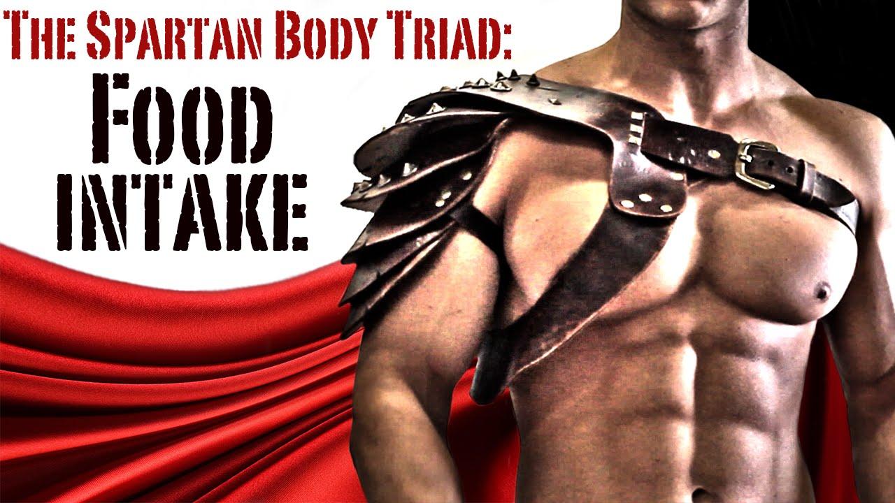 Spartan Body TRIAD - Food Intake - YouTube