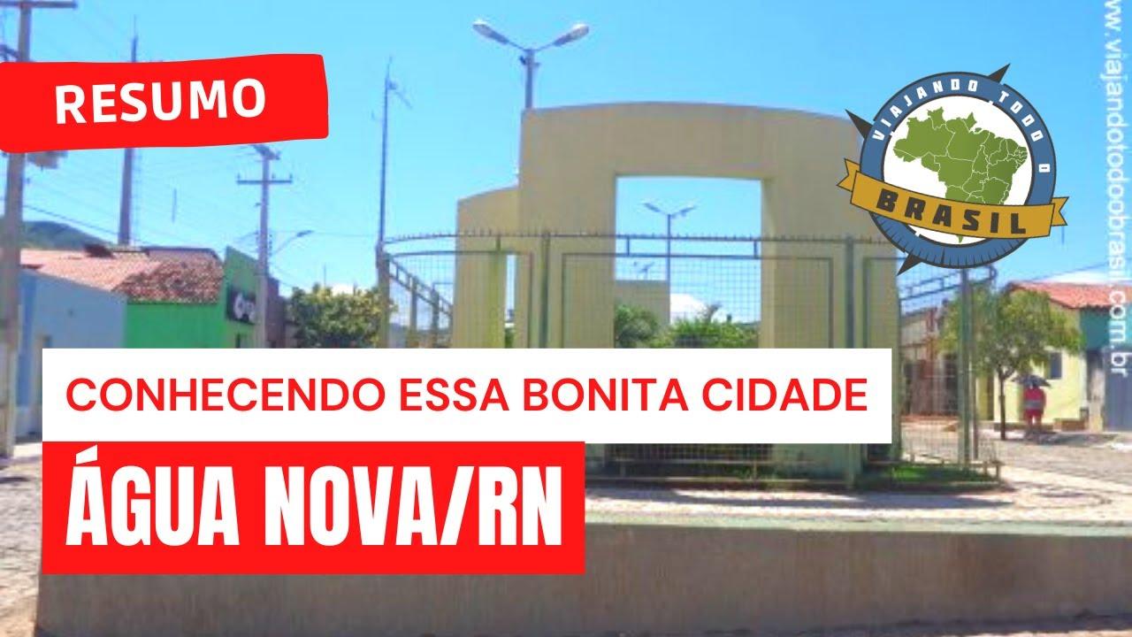 Água Nova Rio Grande do Norte fonte: i.ytimg.com