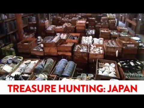 Treasure Hunting in Japan (NEW)