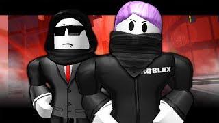 DER LETZTE GAST - ROSE BECOMES A CRIMINAL!! ( Eine Roblox Jailbreak Rollenspiel Geschichte)