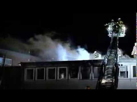 Brandstiftung in Flensburger Comenius-Schule