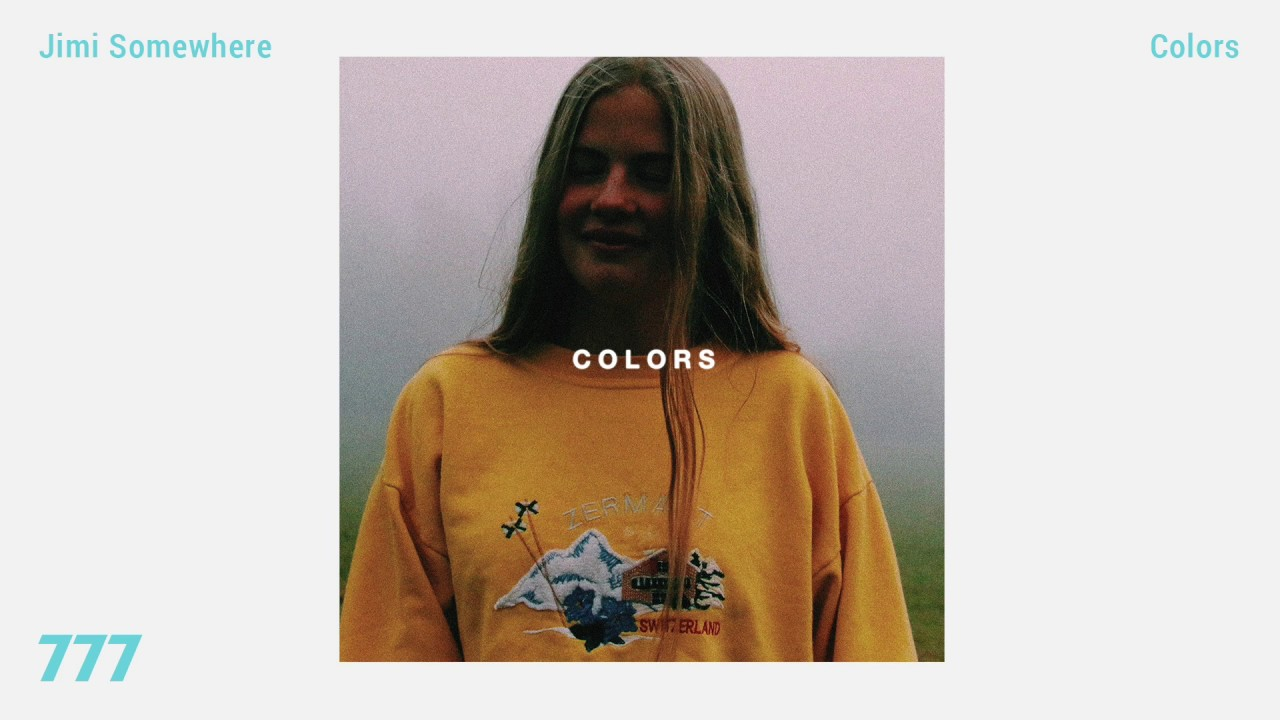 Jimi Somewhere - Colors Feat. Young Lungs & HOLY 26 (Prod. by Milo Orchis)