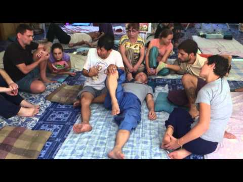 Thai massage from Pichest Boonthumme, 2