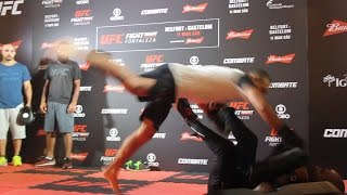 'Shogun' Rua UFC Fight Night 106 Open Workout