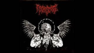 "Regurgitate s/t 7"" EP (2008, bonus off the ""Effortless Regurgitation of Bright Red Blood"" Double LP)"