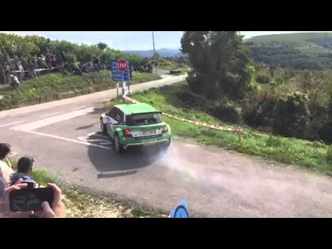 Rally Due Valli - PS Marcemigo In Slow Motion