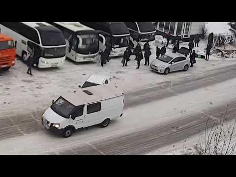 Многочисленные ДТП 10 февраля 2020г в Усть-Куте