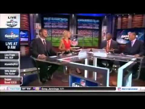 Freeman and Sharpe on NFL GameDay - YouTube