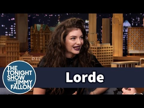 Lorde Was Taylor Swift's Manager for a Night