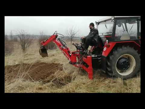 UNC Podkop KRA 603 Za Traktor