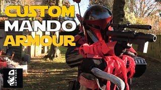 Making Custom Mandalorian Armour (Star Wars)
