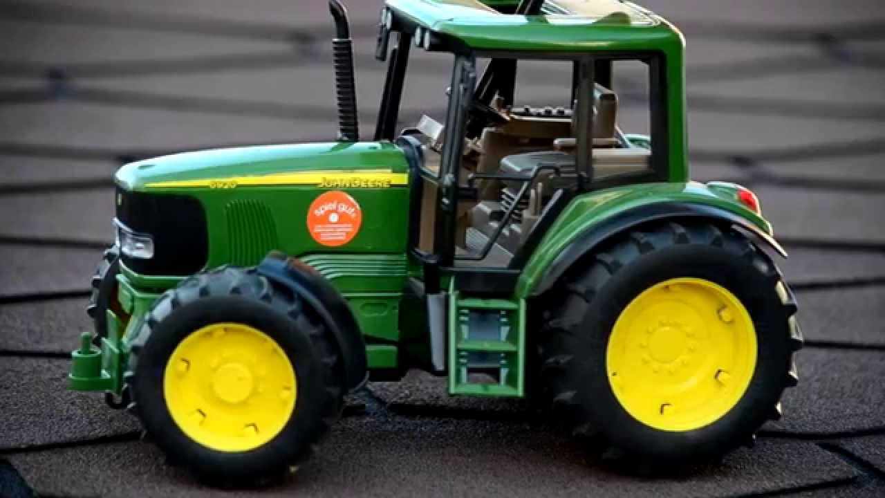 Tracteur John Deere 6920 Bruder 02050  JPR Loisirs