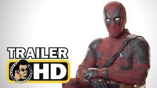 "DEADPOOL 2 (2018) ""The First 10 Years"" Trailer   Marvel Superhero Movie HD"