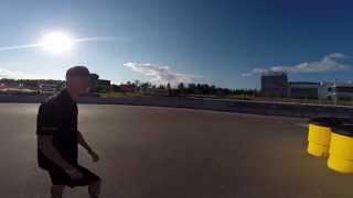 GoPro: Michael Lewis Canadian Tire Motorsport Park Pre Race Update 2014