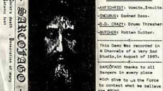 Sarcofago - Satanic lust[Christ