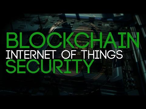 Blockchain Internet of Things (IoT) Securety