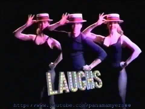 Fosse Musical 1999 TV Commercial