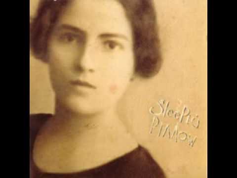 Sleepin Pillow - Black Sea