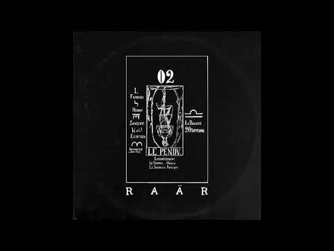Raär - Le Sacrifice Moral [VAEREL002]