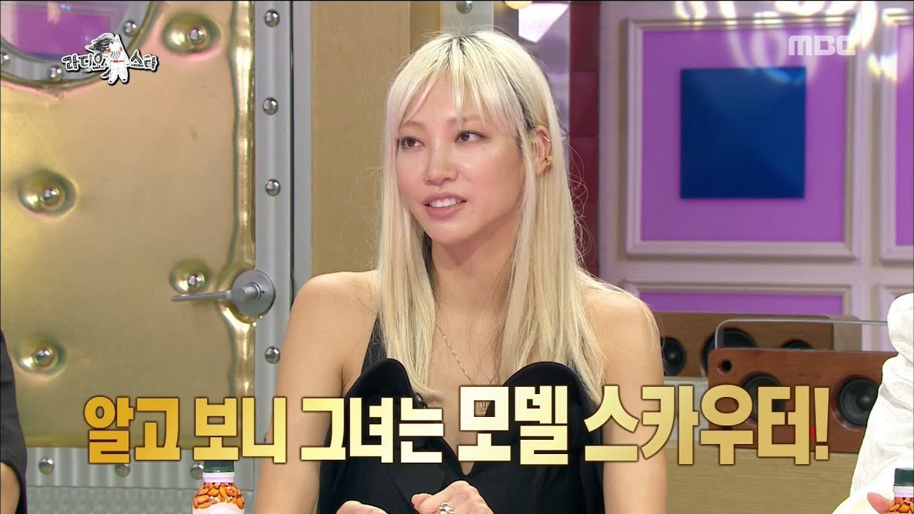 [HOT] How SOOJOO and Stephanie Lee became models in the US,라디오스타 20180829