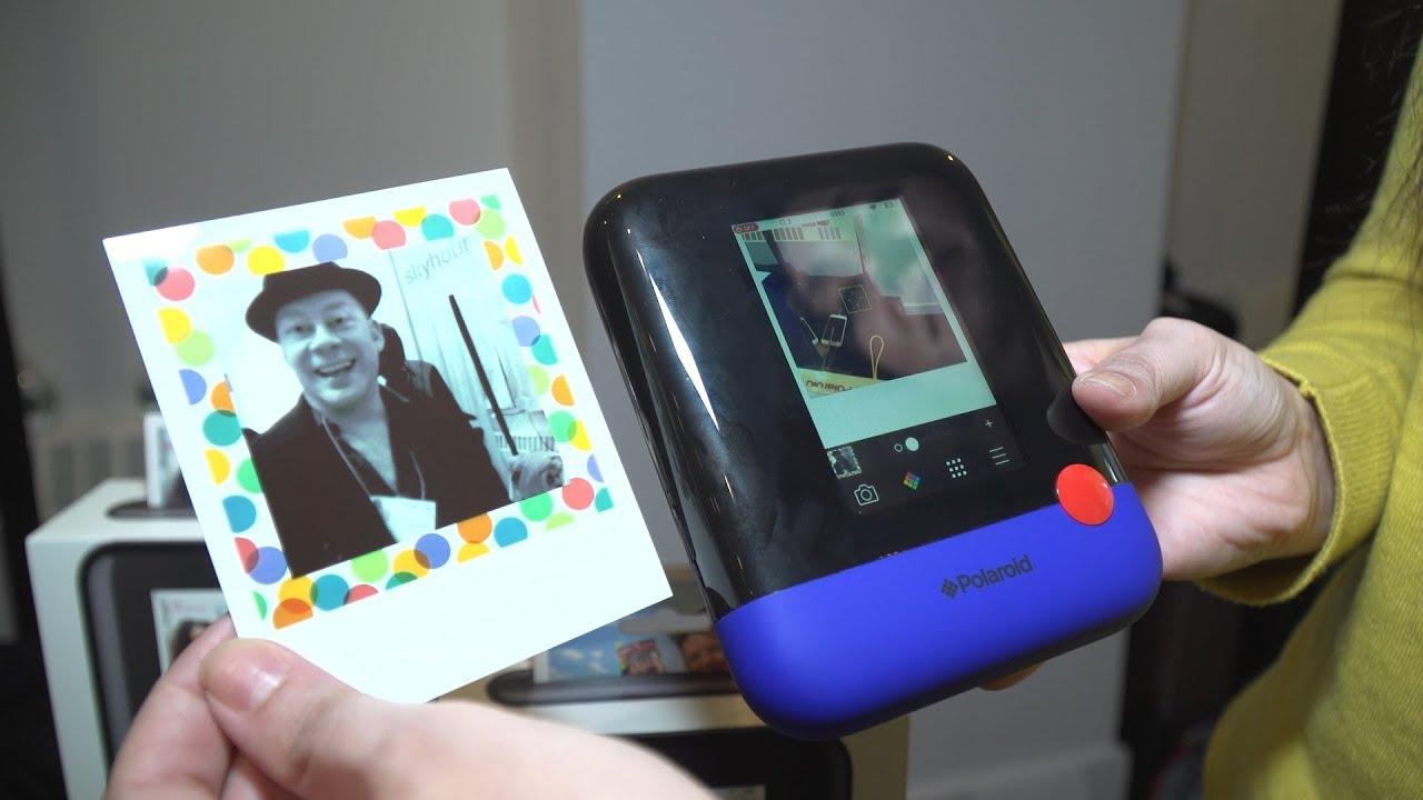 Polaroid Pop at PEPCOM 2017 - YouTube