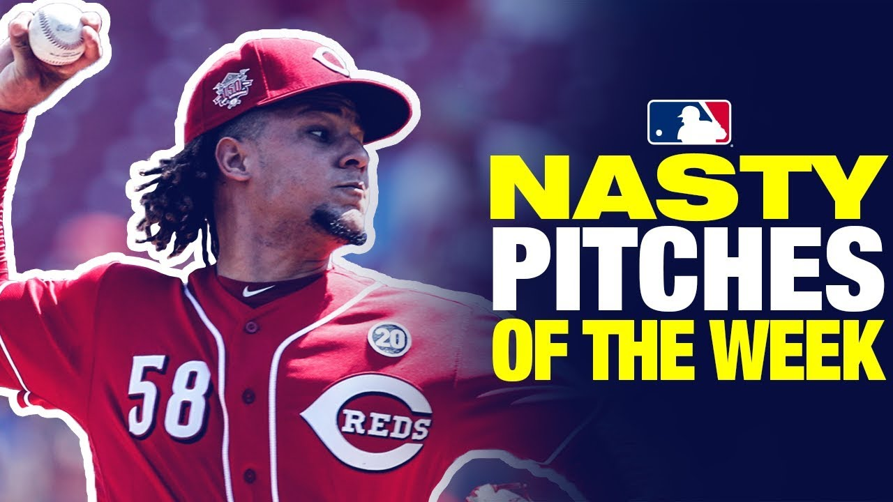 Nastiest Pitches of the Week! (6/26 to 7/2)