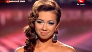 Х-ФАКТОР 3. Юлия Плаксина - Sunny (Bony M)