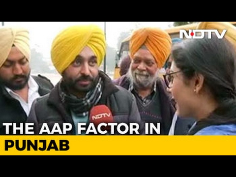 Don't Put Words In My Mouth: AAP's Bhagwant Man On Chief Ministerial Projection