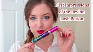 First Impressions & Review of Revlon Lash Potion - My new favourite! Thumbnail