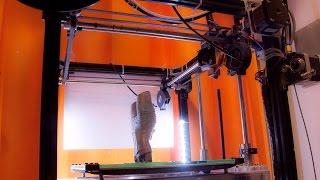 3D printer 司人形 第1.5回