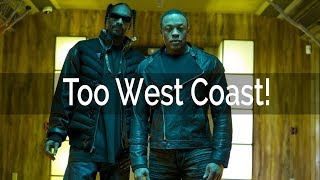 West Coast Hip-Hop Beat - Too West Coast (Dr.Dre Type Beat)